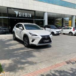 Título do anúncio: Lexus nx300h 2.5 luxury hybrid 4wd