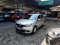 Título do anúncio: Renault Logan 1.0 Authentique 16v
