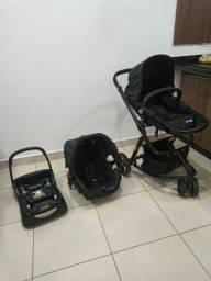 Carrinho bebê Safety 1st mobi travel