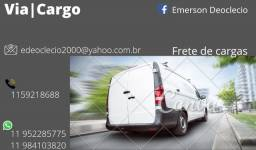 Fretes | Via Cargo