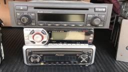 Rádios ( cds players) leia o anúncio