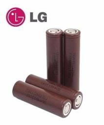 Título do anúncio: Bateria 18650 HG2 20a