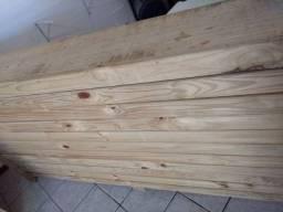 Balcão madeira tratada