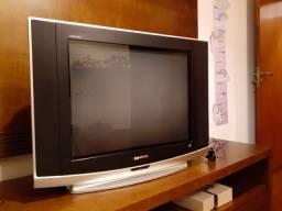 TV Gradiente 29'' funcionando e com controle