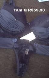 Conjuntos lingeries