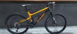 Bicicleta Carbon TSW Full Quest 12v