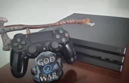 PS4 Pro 1TB - Com Garantia