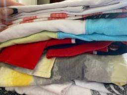 10 blusas de marca por 60 reais!!!