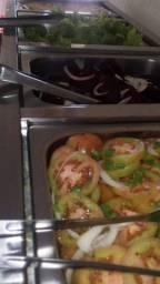 Contrato conzinheira e auxiliar de cozinha