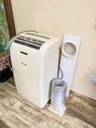 Título do anúncio: Vendo ar-condicionado portátil Cônsul 12000BTU