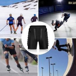 Bermuda de proteção p/ patinação