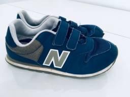 Tênis infantil New/Nike/Puma