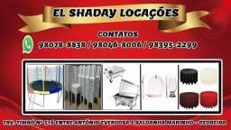 El- Shaday aluguel de louças