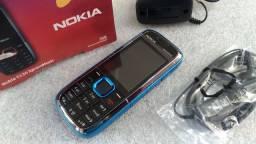 Nokia 5130 Color Blue - Xpressmusic Raro novo