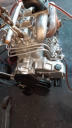 Motor mwm 229 4cc