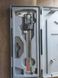 Paquimetro digital aço inoxidável