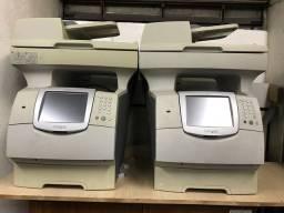Título do anúncio: Impressoras e Multifuncionais Lexmark T640, T644, X644, X656