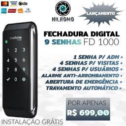 FECHADURA DIGITAL INTELBRAS