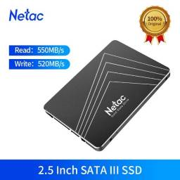 Memoria SSD 256GB Netac Sata 2,5 - Lacrado