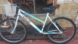 Título do anúncio: Bicicleta Caloi 18 marchas