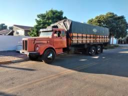 Scania 110 truck graneleiro