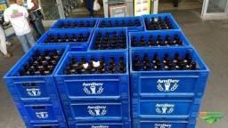 Caixa ambev garrafas 1L, 600ml e 300ml