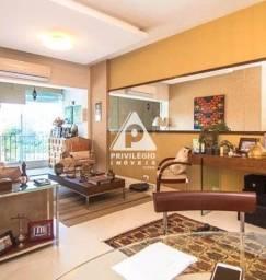 Título do anúncio: Privilégio Imóveis Vende: Excelente apartamento 3 quartos, próximo ao shooping da Gávea