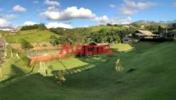 Título do anúncio: Venda Terreno Cond Fechado Jambeiro Recanto Santa Barbara Ref: 70123