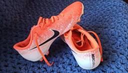 Título do anúncio: Chuteira Nike Campo Mercurial Vapor 12 Agility