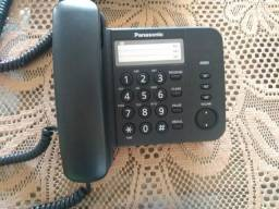 3 telefones de mesa