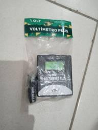 Voltímetro R$ 180,00