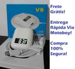 Fone Sem Fio (V9/ i99 TWS smart) Frete Grátis! Poucas Unidades!