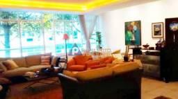 Apartamento à venda, 4 quartos, 1 suíte, 2 vagas, Leblon - RIO DE JANEIRO/RJ