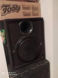 Caixa de som de show