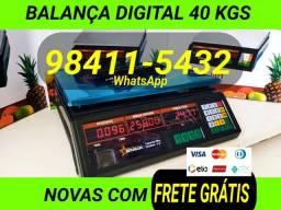 BALANÇA ELETRÔNICA 40 Kgs s ( ( COM GARANTIA)