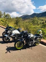 Título do anúncio: Yamaha MT07 - 2016 - ABS