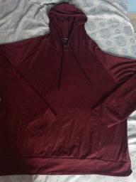 Jaqueta tamanho GG