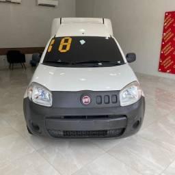Fiat Fiorino Furgão 1.4 2018 Flex&GNV Completo