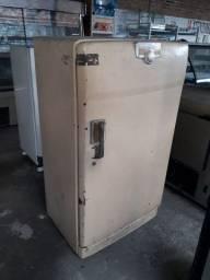 Geladeira Antiga Anos 60 General Electric Original Funcionando