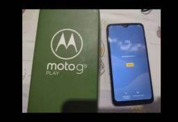 Moto G8 play novo
