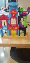Título do anúncio: Casa do super homem daily planet