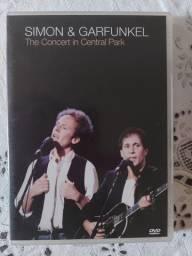Dvd Simon & Garfunkel Live Central Park