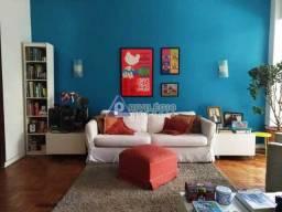 Título do anúncio: Botafogo! Apartamento sala, 3 quartos, dependências completas, 98m²