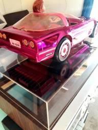 Carro barbie anos 80