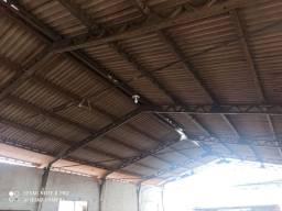 Barracão galpão pré moldado, para ser retirado em Rolândia com telhas 15x45