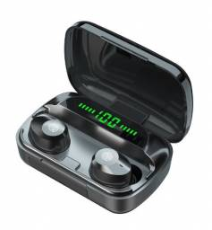 Fone de ouvido sem fio binaural esportes mini oem impermeável in-ear 5.1