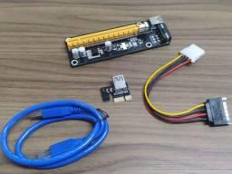 Adaptador RISER PCIe