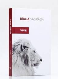 Bíblia Sagrada | ACF | Letra Média | Capa Dura | Ele Vive