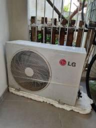Título do anúncio: Ar condicionado split LG 9 000btus
