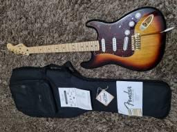 Título do anúncio: Guitarra Fender Deluxe Séries oportunidade urgente
